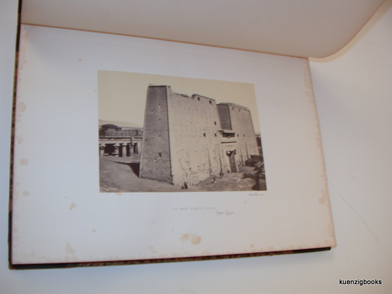 Egypt and Palestine Photographed and Described | Francis
