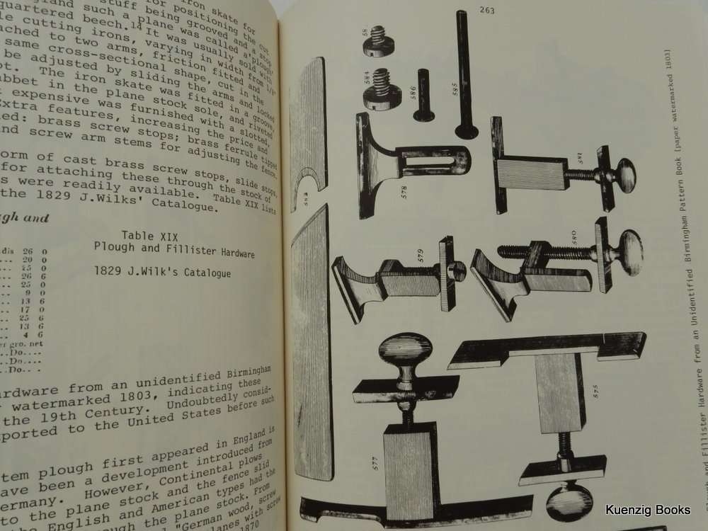 Some 19th Century English Woodworking Tools Edge And
