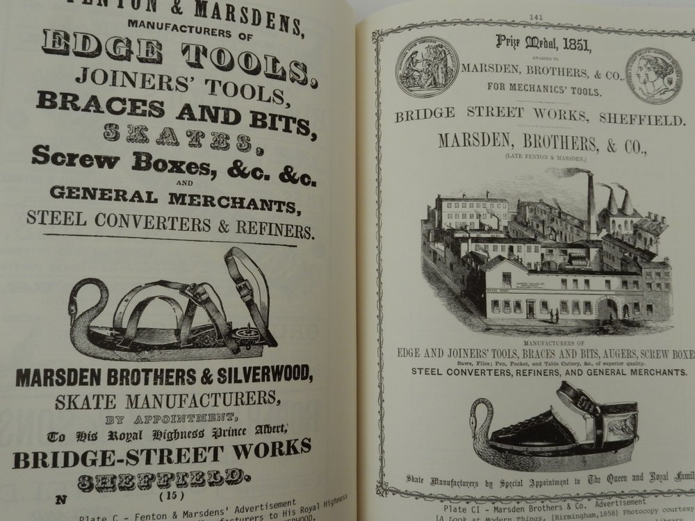 Some 19th Century English Woodworking Tools Edge And Joiner Tools And Bit Braces By Kenneth D Roberts On Kuenzig Books