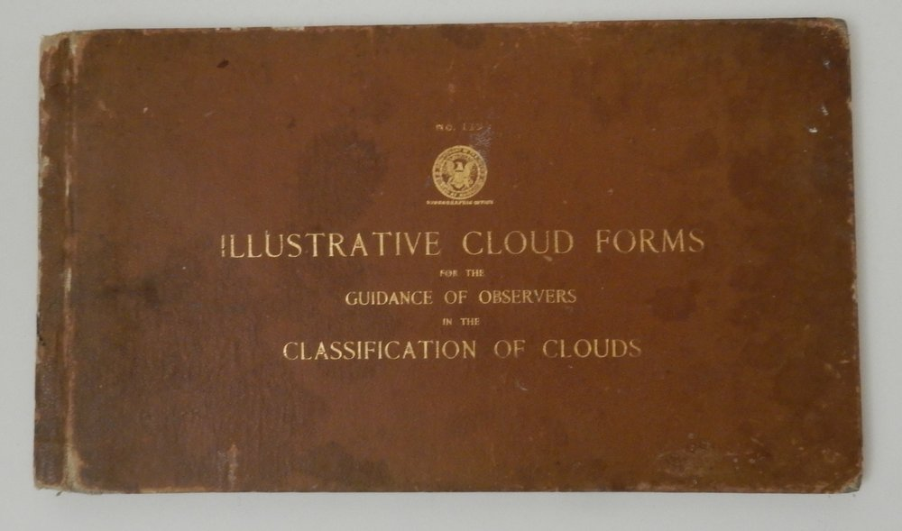 Illustrative Cloud Forms for the Guidance of Observers in the Classification of Clouds. C. D. Sigsbee.