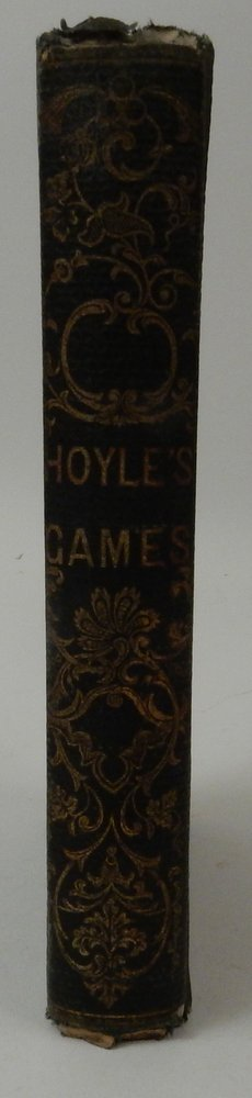 Hoyle's Games. Illustrated Edition. Embracing All the Most Modern Modes of Play, and the Rules Practised at the Present Time, in Billiards, Whist, Draughts, Cribbage, Backgammon, and All Other Fashionable Games; together with Sixteen Games Adapted to the New Yankee-Notion Cards. Also the Whole of Frere's Chess Hand-Book. Containing, besides Elementary Instruction and the Laws of Chess, About Fifty Select Games by the First Players Endings of Games, and the Defeat of the Muzio Gambit. Also, Thirty-Six of the Choicest Chess Problems, and a Description of, and Rules for, Four-Handed Chess. Thomas Frere, Hoyle.