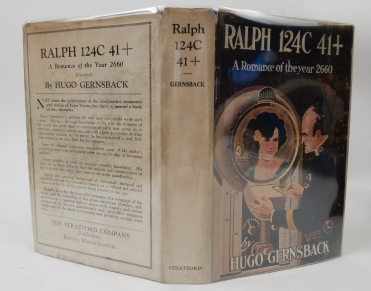 Ralph 124C 41+ A Romance of the year 2660. Hugo Gernsback.