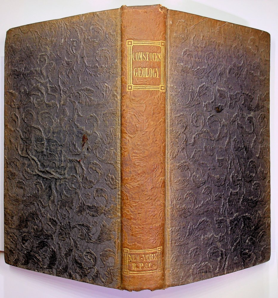 Outlines of Geology : intended as a popular treatise on the most interesting parts of the science. Together with an examination of the question, Whether the Days of Cration were indefinite periods. Designed for the use of schools and general readers...Second Edition. J. L. Comstock, M. D.
