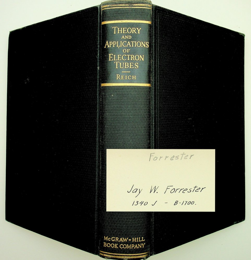 Theory and Applications of Electron Tubes. Herbert J. Reich.