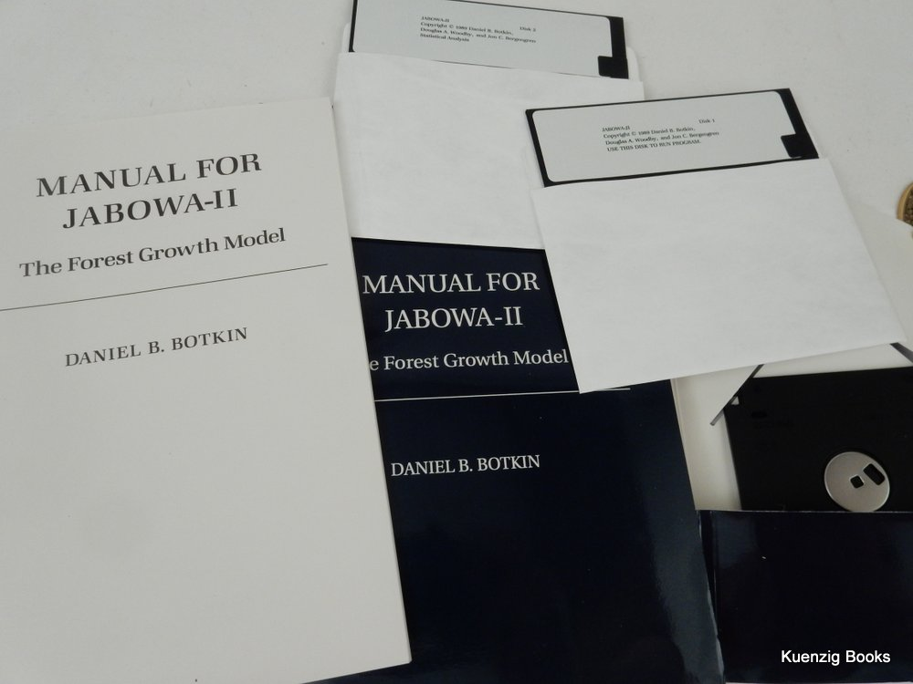 JABOWA-II : The Forest Growth Model. Daniel B. Botkin, DDouglas A. Woodby, John C. Bergengren.