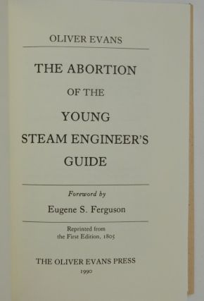 The Abortion of the Young Steam Engineer's Guide