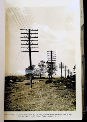 [ Documentary Photography ] Archive of photographs presumably intended to support New England Telephone and Telegraph infrastructure costs for the purpose of setting rates, 1925