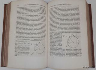 Philosophiae Naturalis Principia Mathematica [ Mathematical Principles of Natural Philosophy ]
