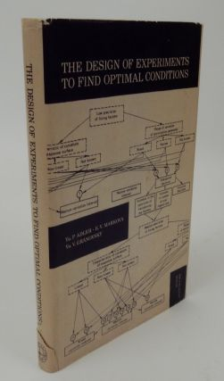 The Design of Experiments to Find Optimal Conditions a Programmed Introduction to the Design of Experiments