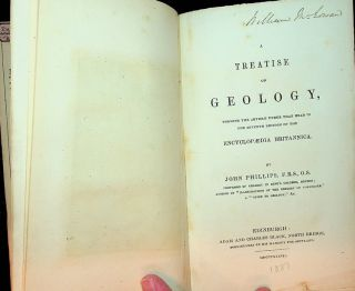 A Treatise on Geology, Forming the Article Under That Head in the Seventh Edition of the...
