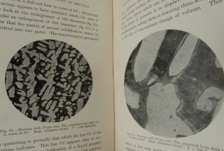 Microscopic Analysis of Metals ... with One Hundred photographic illustrations and two folding...