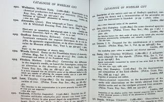 Catalogue of the Wheeler Gift of Books: Pamphlets & Periodicals in the Library of the American Institute of Engineers