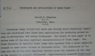 Preprints 13th international Congress on High Speed Photography and Photonics at Tokyo Prince Hotel 20-25 August 1978