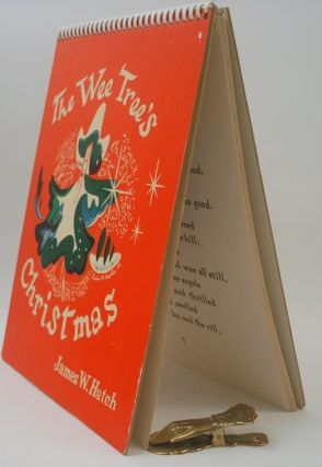The Wee Tree's Christmas - TEACHER'S FLIPCHART EDITION. James W. Hatch