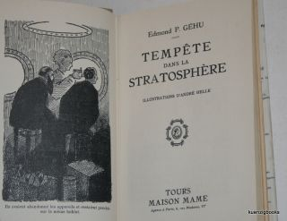 Tempete dans la Stratosphere [ Storm in the Stratosphere ]