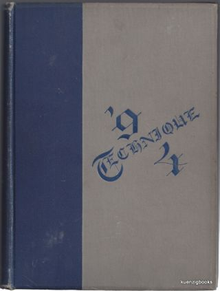 Technique Volume VIII [ MIT Class Yearbook for the Class of 1894 ]. Class of Ninety-four