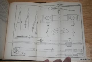 A Manual of Drafting Instruments and Operations in Four Divisions.