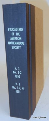 Numerical Inverting of Matrices of High Order II. H. H. Goldstine, John Von Neumann