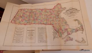 The Massachusetts Register and Business Directory 1878. Containing a record of State and County Officers, Merchants, Manufacturers, etc. No XCIX. New England Business Directory Publishers of the Boston Directory, etc, New Your State Business Directory.