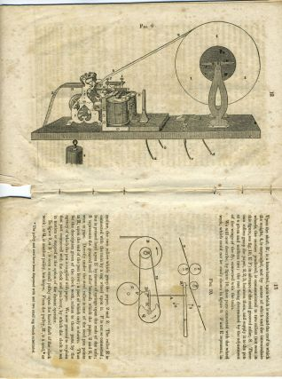 Description of the American Electro Magnetic Telegraph : Now in Operation between the Cities of Washington and Baltimore. Illustrated by Fourteen Wood Engravings