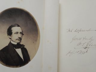 Portraits of the Class of 1858, Amherst College, Amherst, Mass.