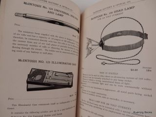 Illustrated Catalog of Electro-therapeutical Apparatus ... Thirtieth Edition