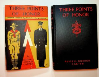 Three Points of Honor. Russell Gordon Carter
