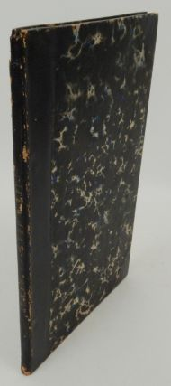 Observations and Experiments on Living Organisms in Heated Water. Jeffries Wyman, 1814 –...