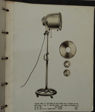 H. G. Fischer & Co., Inc. Physical Therapy Equipment Chicago [ Binder title ]