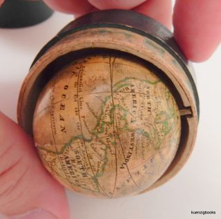 Klinger Nuremberg globe in original case