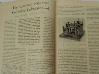 The Automatic Sequence Controlled Calculator I, II, and III. Grace Hopper, Howard H. Aiken