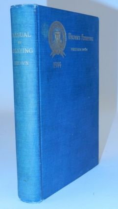 Manual of Assaying Gold, Silver, Lead, Copper ... Thirteenth edition