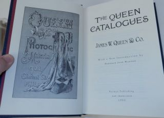 The Queen Catalogues Volumes I and II
