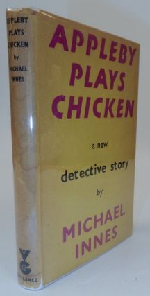 Appleby Plays Chicken. Michael Innes
