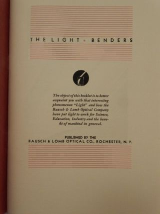The Light Benders