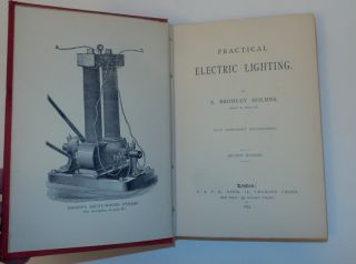 Practical Electric Lighting ... with Sixty-eight illustrations ... Second Edition
