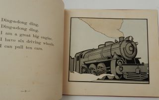 Social Science Readers : An Engine's Story