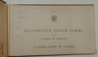 Illustrative Cloud Forms for the Guidance of Observers in the Classification of Clouds
