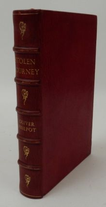 Stolen Journey. Oliver Philpot.