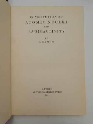 Constitution of Atomic Nuclei and Radioactivity