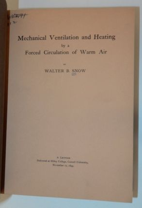 Substantial Collection of B. F. Sturtevant Co. Catalogues, Bulletins, and Application Notes