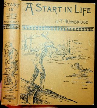 A Start in Life : A Story of the Genesee Country