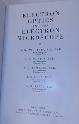 Electron Optics and the Electron Microscope