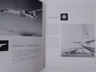 Fairchild F-27 Business Transport : Flagship of the Business Fleet WITH F-27 Yearbook 1958-1959 [ cover titles ]