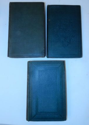 Experimental Researches in Electricity ... in Three Volumes [ HARRISON D. HORBLIT COPY ]