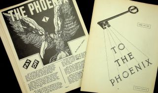 The Phoenix [ Magic Magazine, published every other Friday ; complete run, 300 issues ]