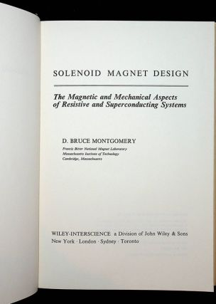 Solenoid Magnet Design : The Magnetic and Mechanical Aspects of Resistive and Superconducting Systems