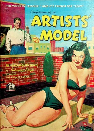 Confessions of an Artists' Model. Norman Bligh