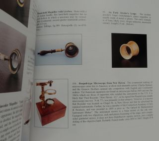 Singular Beauty: Simple Microscopes from the Giordano collection. Catalogue of an exhibition at the MIT Museum September 1st 2006 to June 30th 2007.