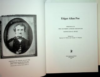 Collected Writings of Edgar Allan Poe, Vol 5 : Edgar Allan Poe: Writings in the Southern Literary...